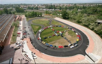 Circuit Automobile de Mulhouse : Autodrome